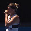 Соболенко и Мертенс не смогли пробиться в полуфинал парного разряда теннисного турнира в Катаре