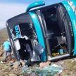 Девять человек погибли в ДТП с автобусом в Перу