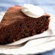 Шоколадный пирог с кремом: быстрый рецепт для завтрака