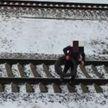 Четверо несовершеннолетних блокировали железнодорожные пути в Минске