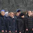 Призывников торжественно проводили на срочную службу в Вооружённые Силы