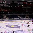 Сборная Беларуси по хоккею провела открытую тренировку перед стартом Кубка четырёх наций