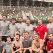 Хоккеисты сборной Беларуси прошли тест на физическую подготовку