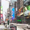 Мощный снегопад обрушился на США: в 14 штатах объявлено чрезвычайное положение