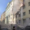 Взрыв снёс несколько этажей жилого дома в Вене
