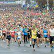 В столице проходит Минский полумарафон с рекордным количеством участников – 35 тысяч человек
