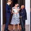 Меган Маркл и принц Гарри впервые показали первенца публике