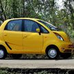 Самая дешёвая машина в мире Tata nano будет снята с производства
