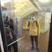 Рейды для контроля масочного режима начали проводить в минском метро