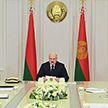 Готовность к введению биометрических документов обсуждается на совещании у Лукашенко