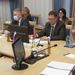 В Комитете госконтроля подвели итоги бюджета Союзного государства за минувший год