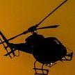 В Китае потерпел крушение туристический вертолет