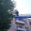 В Витебске утром горела квартира: есть пострадавшие