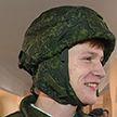 В войсковой части под Могилёвом для учеников 9-11 классов устроили день настоящей армейской жизни