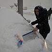 Это вам не Анталья: на востоке Турции выпало 30 см снега