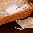 В Японии медицинские маски шьют из оршанского льна