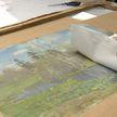 Уникальную коллекцию живописи Витольда Бялыницкого-Бярули реставрируют