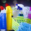 Моющие средства могут быть опасны для детей