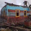 Супруги погибли на пожаре в Оршанском районе