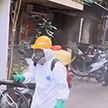 В Индии фиксируется спад суточного прироста заражений COVID-19