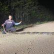 Змееловы в США голыми руками поймали питона длиной почти 6 м (ВИДЕО)