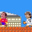 ЦСКА анонсировал матч с «Реалом» в Лиге чемпионов в стиле игры Super Mario
