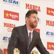 Месси обновил рекорд. Футболист в шестой раз стал обладателем «Золотой бутсы»
