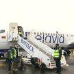 В Витебске на время пандемии санитарные службы дежурят в аэропорту