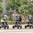 Mercedes выпустит детские коляски