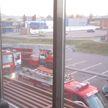 Пожар в McDonalds В Витебске: повреждена сушильная машина