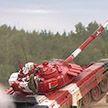Армейские международные игры: белорусские танкисты стали первыми, оставив позади соперников из Китая, Азербайджана и Сербии