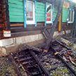 Внук спас свою 80-летнюю бабушку от пожара в Оршанском районе