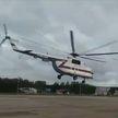 Второй вертолёт МЧС Беларуси отправился помогать в тушении лесных пожаров в Турции
