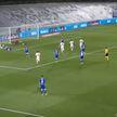 В 35-м туре чемпионата Испании по футболу «Реал» обыграл «Алавес»