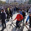 Во время беспорядков в столице Кыргызстана пострадали 130 человек