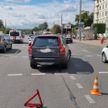 ДТП на проспекте Машерова в Минске: под машину попал пенсионер