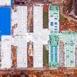 Фотофакт: как выглядит больница в Ухане, которую построили за 10 дней