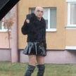 По Бресту прогулялся лысый мужчина в мини-юбке и на каблуках