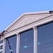 Бизнес-центр «Капитал Палас» заканчивают возводить на Октябрьской площади Минска