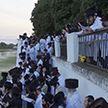 Хасиды начали возвращаться в Израиль после Нового года в Беларуси