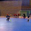 Женская сборная Беларуси по индорхоккею готовится к ЧЕ в Минске