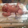 Американка родила аномально крупного ребёнка