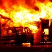 На севере Мексики преступники сожгли 20 домов и семь автомобилей