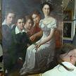 Реставраторы раскрыли секреты полотна Иосифа Олешкевича