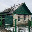 90-летний пенсионер погиб при пожаре дома в Дубровно