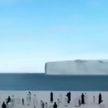 Огромный айсберг доставят к берегам ОАЭ, чтобы решить проблему нехватки питьевой воды в стране