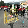 Авария с участием автобуса произошла в Эквадоре, есть жертвы