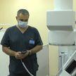 Новый аппарат для лечения мочекаменной болезни появился в Гомельской областной больнице