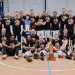 «Цмокi-Мiнск» стали чемпионами Беларуси по баскетболу
