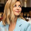 «Просто супер!»: Елена Зеленская в оверсайз-костюме и кедах пришла на официальную встречу и восхитила соцсети